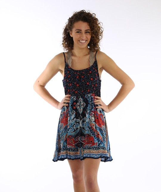 Arista Strap Dress