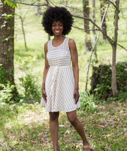 Alisa Sleeveless Dress