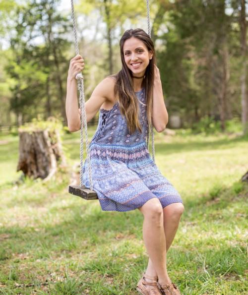 Kassie Strap Dress