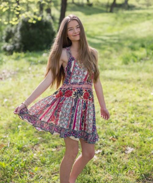 Abela Strap Dress