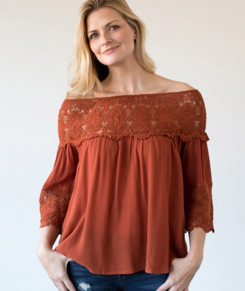 Isabelle Peasant Top