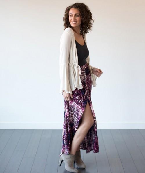 Matali Maxi Skirt