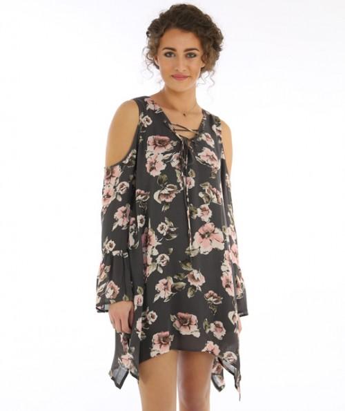 Ansley Floral Dress