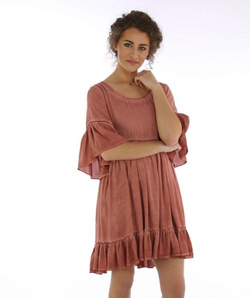Talin Lace Back Dress