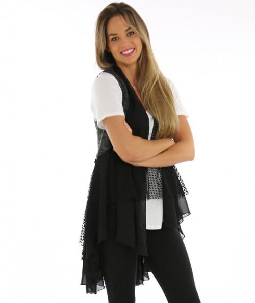 Masaya Layed Vest