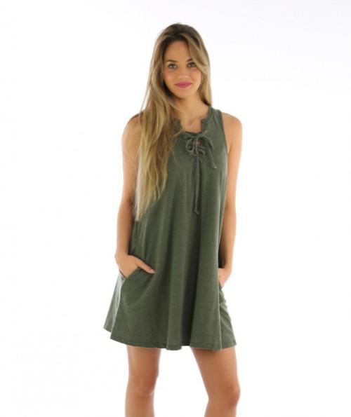 Adelaide Sleeveless Dress