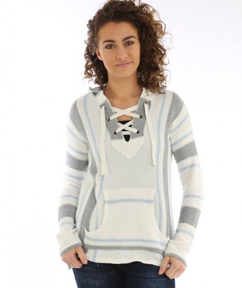Keaton Hooded Sweater