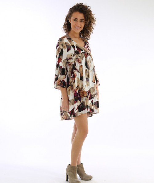 Berkley Floral Dress