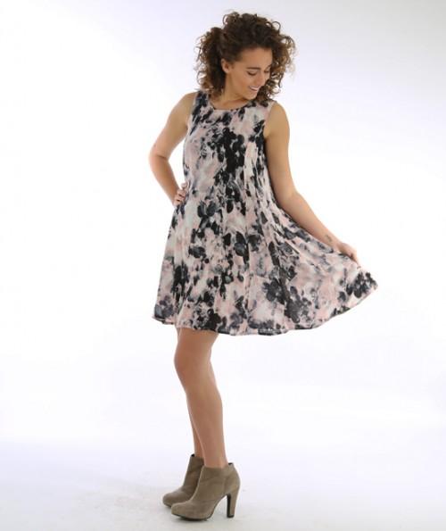 Valencia Sleeveless Dress