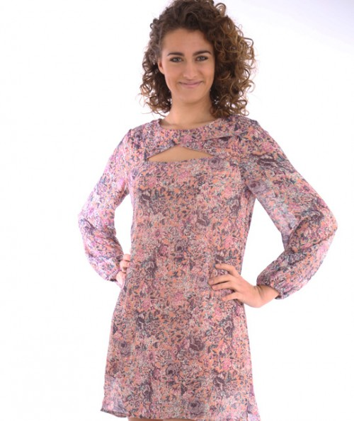 Malta Floral Dress