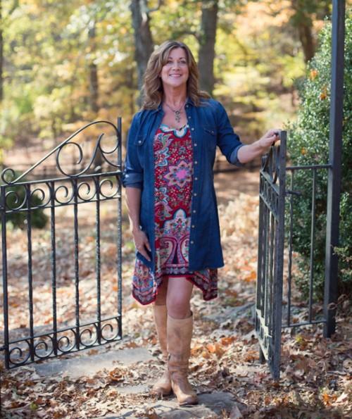 Hudson Sleeveless Dress