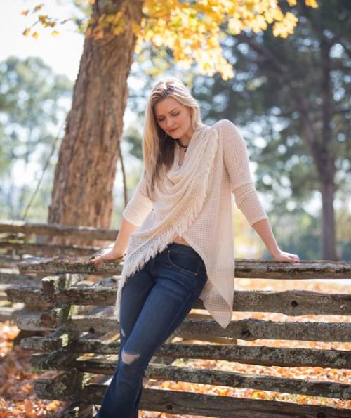 Palmira Wrap Sweater